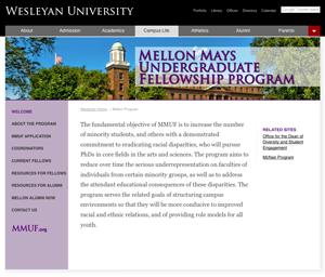 Mellon Program