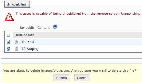 unpublishpage